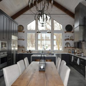 Modern-House-Beautiful-dining-room-and-kitchen
