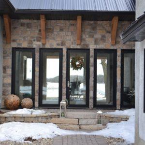 Modern-House-stone-siding